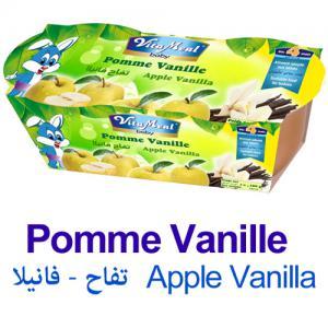 compote de fruit pomme vanille maroc recherche de fournisseur espaceagro. Black Bedroom Furniture Sets. Home Design Ideas