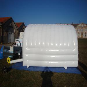 Chambre froide gonflable sur remorque 9000 france for Remorque chambre froide