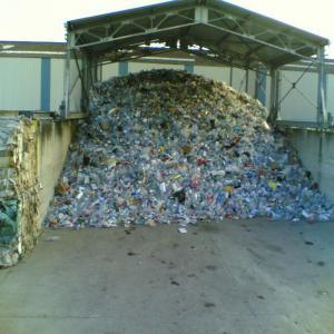 Dechet bouteille plastique pet 550 tonne fob 400 - Metre cube en tonne ...