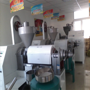vente MACHINE DE PRODUCTION HUILE VEGETALE