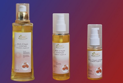 vente Argan cosm�tique 100% naturel & bio