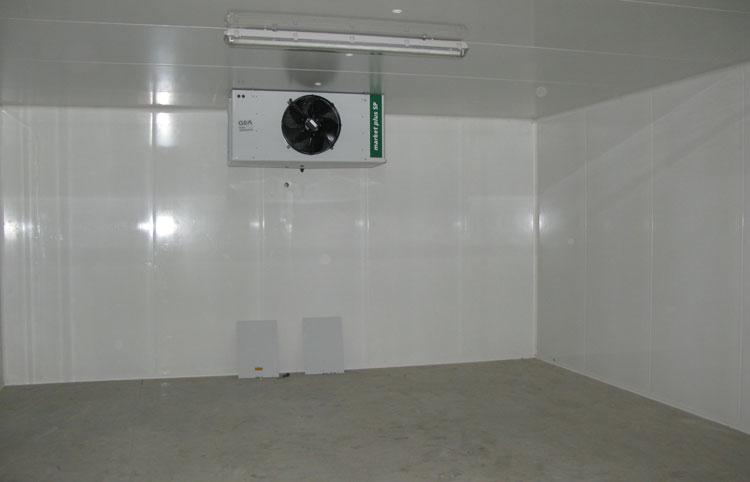 Installation et vente du mat rielle frigorifique tunisie for Temperature chambre froide fruits et legumes
