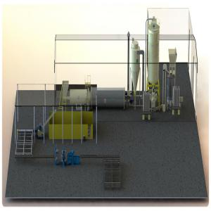 vente UNIT� DE PRODUCTION DE PELLETS