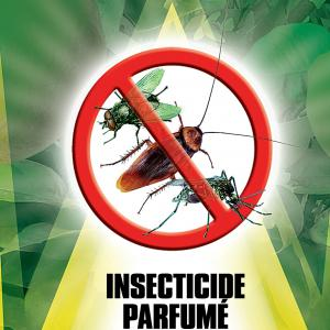 vente Spray Insecticide Double Action