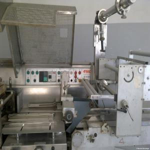vente lot de 5 machines d'emballage agroalimentaire