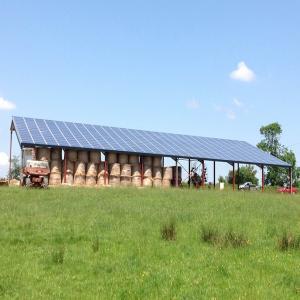 Hangar agricole de 95 782m partir de centre de la france de - Hangar photovoltaique agricole ...