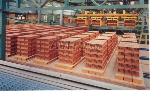 grande usine de brique vendre maroc grossiste recherche de client espaceagro. Black Bedroom Furniture Sets. Home Design Ideas