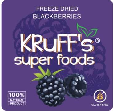 FREEZE DRIED FRUIT AND VEGETABLES - none - 2000€ - 2 years